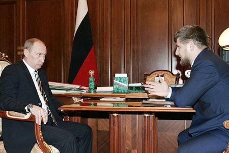 Putin kin Kadyrov-URN Sardinnya