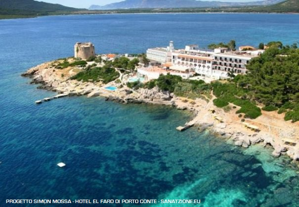 Hotel Corte Rosada Resort And Spa Alghero